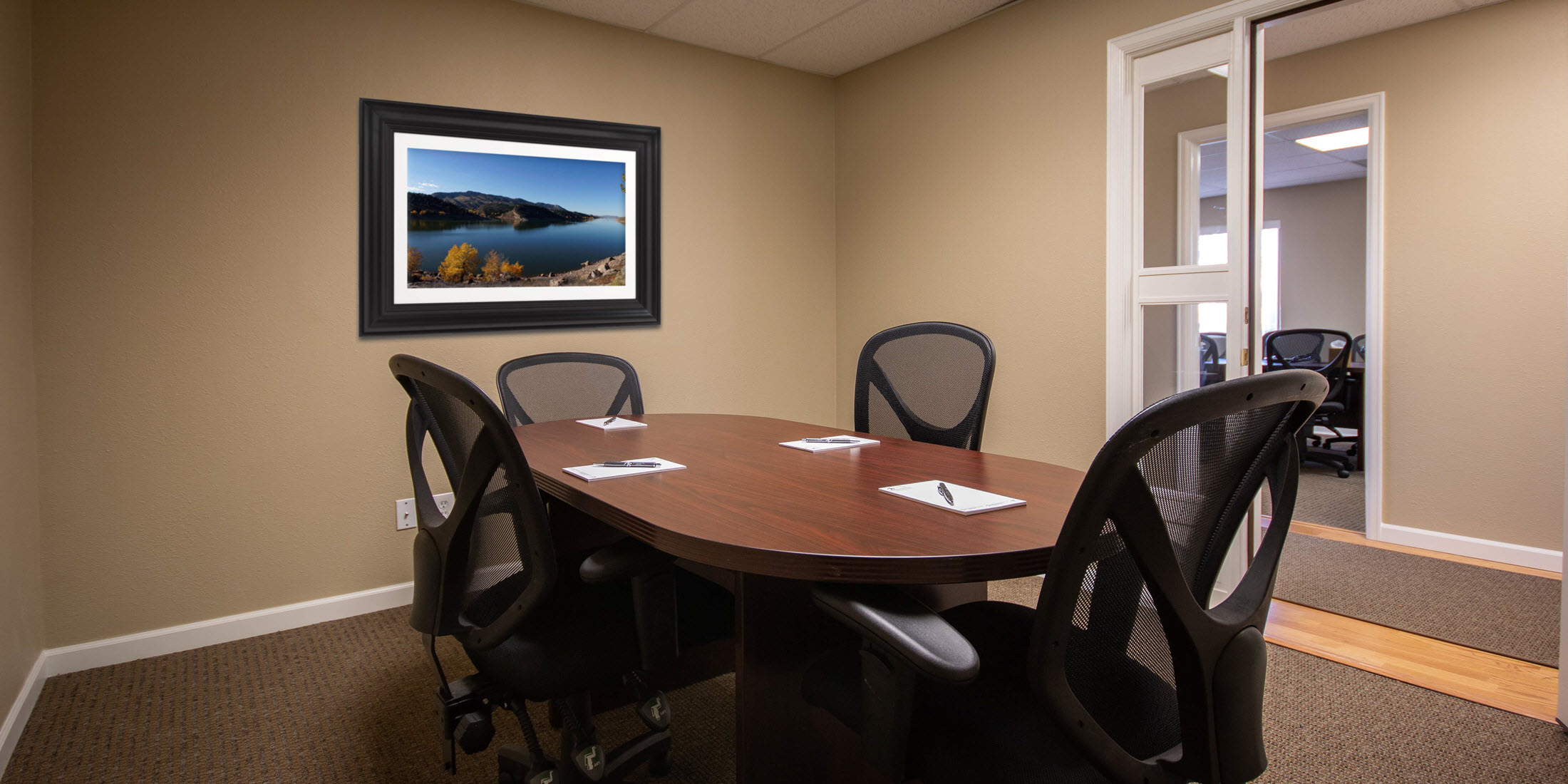 Cache La Poudre Suite Fort Collins Meeting Rooms at Meadors
