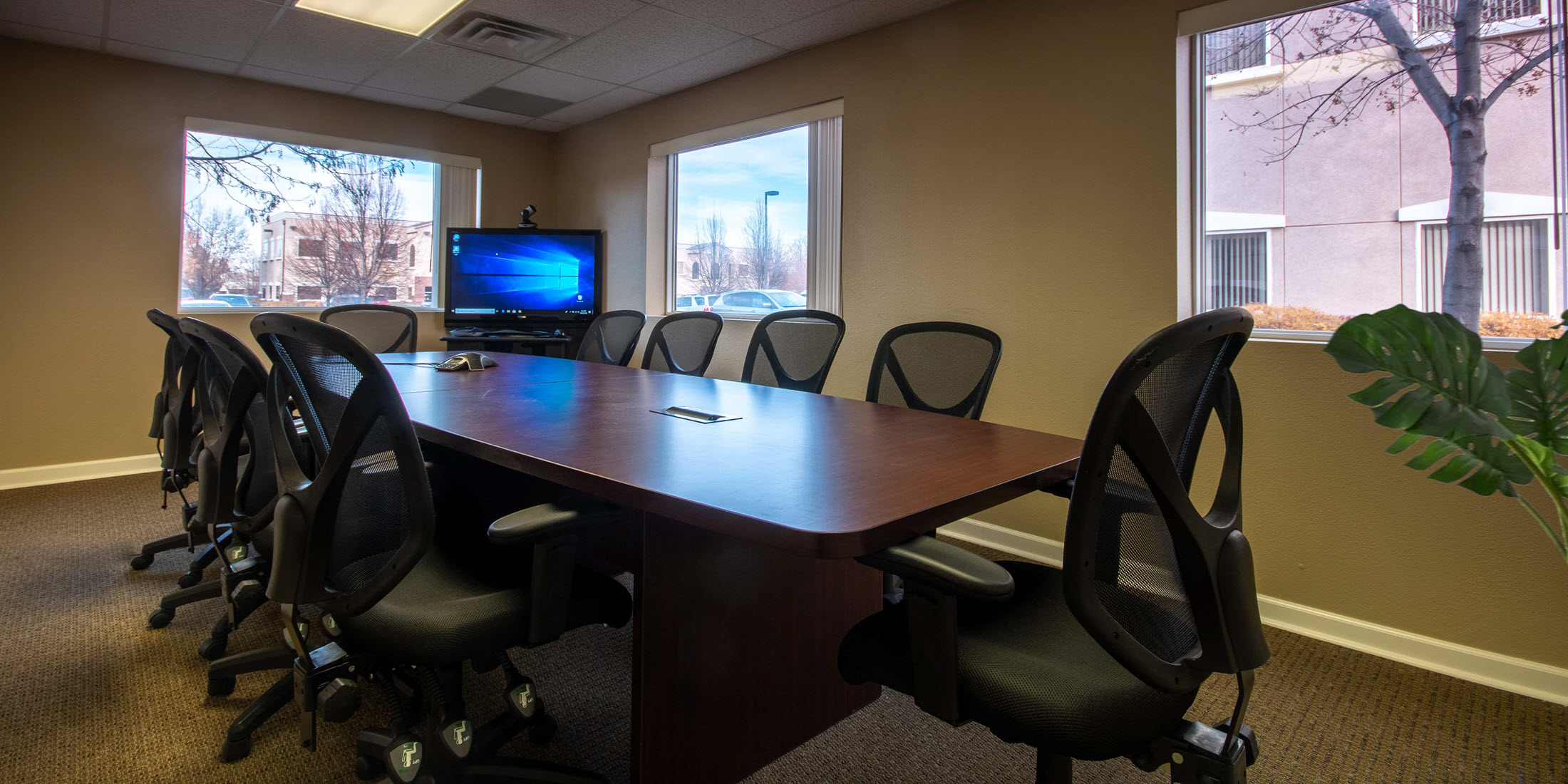 Horsetooth Suite Meadors Court Reporting Conference Rooms